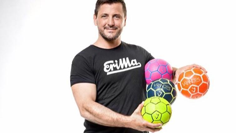 Rokomet: Selektor slovenske reprezentance Ljubomir Vranješ - mali švedski rokometni borec s srbskimi koreninami (foto: instagram)