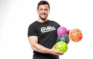 Rokomet: Selektor slovenske reprezentance Ljubomir Vranješ - mali švedski rokometni borec s srbskimi koreninami