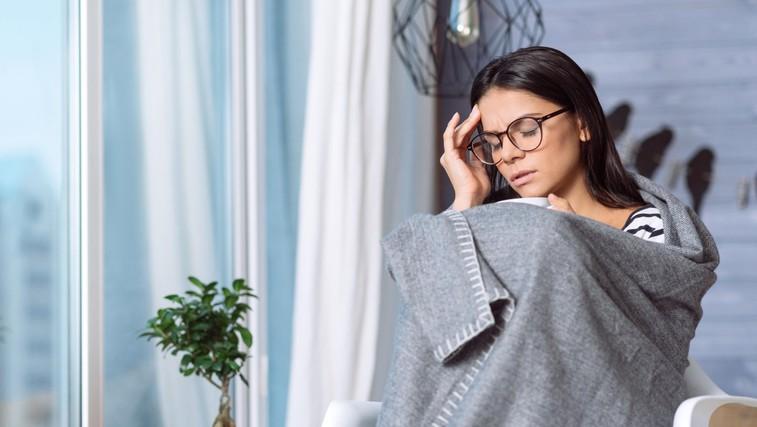 Kaj se dogaja z vašim telesom, če vas pogosto doleti glavobol? (foto: profimedia)
