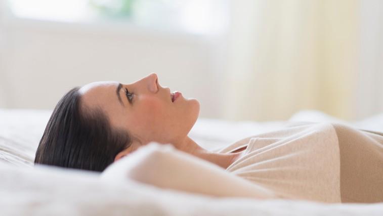5 misli, ki jih ponavljajte pred spanjem (foto: Profimedia)