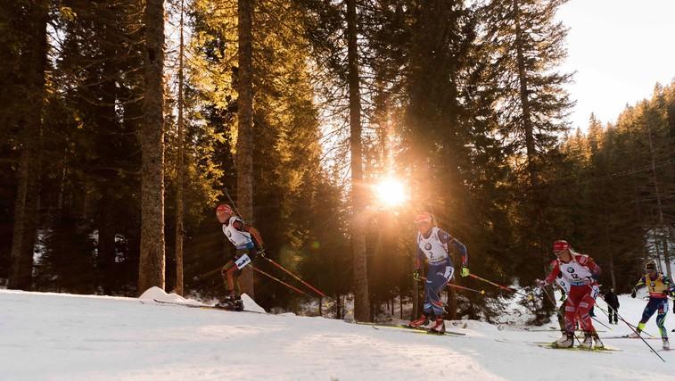 Pokljuka pripravljena na biatlonski svetovni pokal (foto: profimedia)