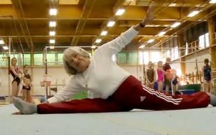 Modrosti Agnes Keleti – olimpijske prvakinje, ki je dopolnila 99 let!