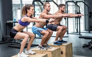 5 razlogov zakaj nikoli ne izpustite treninga nog! In ja – atletske noge so seksi!