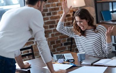 Kaj storiti, ko vas zajame jeza (in ji ne želite podleči)?