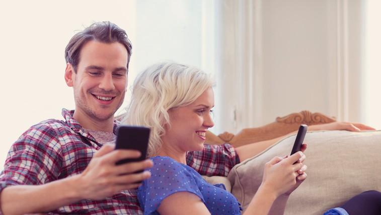 Ali tehnologija ubija partnerske odnose? (foto: profimedia)