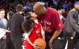 Kobe Bryant je v hčerki videl svojo košarkarsko naslednico (VIDEO)