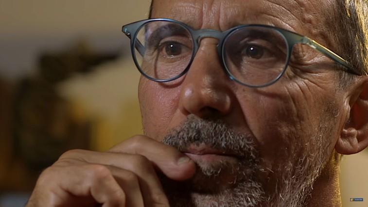 Mauro Prosperi: Da bi preživel, sem pil lasten urin in kri netopirjev (VIDEO) (foto: YouTube)