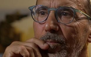 Mauro Prosperi: Da bi preživel, sem pil lasten urin in kri netopirjev (VIDEO)