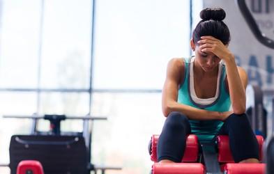 Kako začeti z vadbo, ko si popolnoma na tleh
