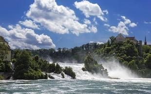 FOTO: Ste si že ogledali najširše slapove v Evropi? (niso tako daleč, kot si mislite!)