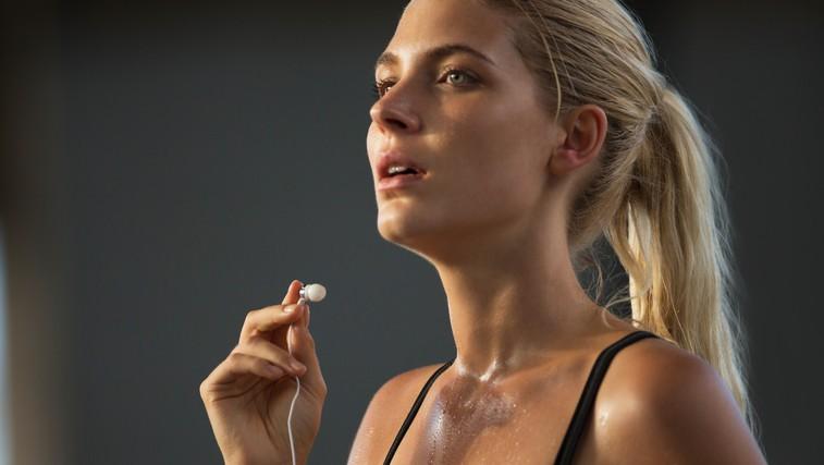 Kako se lahko zaščitite proti aknam, ki jih povzroča športna aktivnost (potenje)? (foto: profimedia)