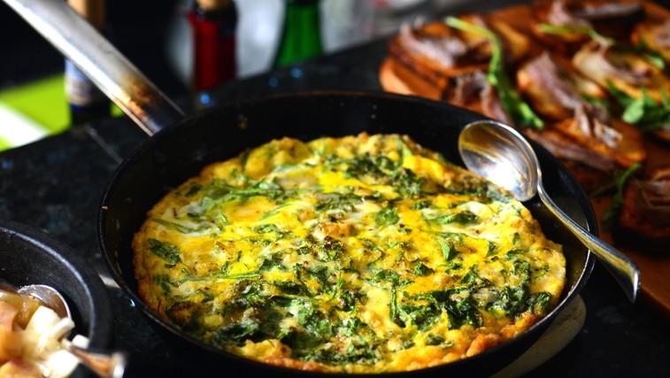 6 najboljših jedi iz špinače (+ recept za špinačno fritato, ki je popoln LCHF obrok) (foto: profimedia)