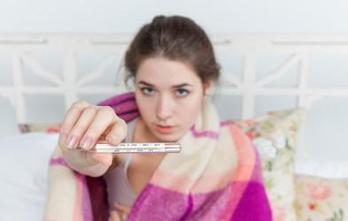 5 simptomov gripe, ki jih ne smete spregledati