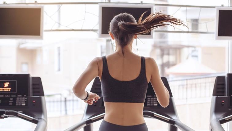 Zakaj pridobivam na teži, čeprav redno telovadim? (foto: profimedia)