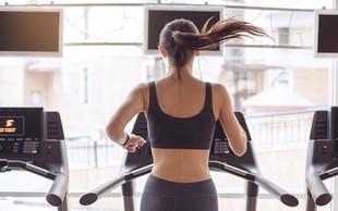 Zakaj pridobivam na teži, čeprav redno telovadim?