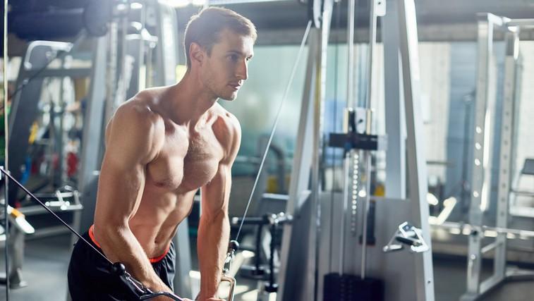7 razlogov, zakaj ne pridobivate (več) na mišični masi (foto: Profimedia)