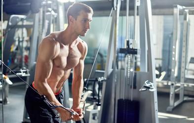 7 razlogov, zakaj ne pridobivate (več) na mišični masi