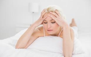 Težko zaspite, se ponoči prebujate, vas predrami že sapica? TU je popolnoma naravna rešitev za vaše težave s spanjem