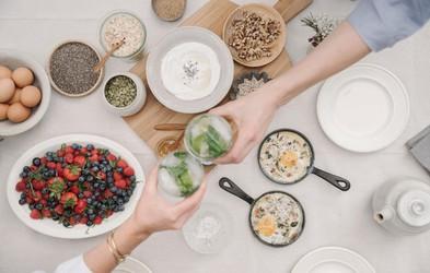 Katera (vesela) hrana spodbudi nastanek hormonov sreče?