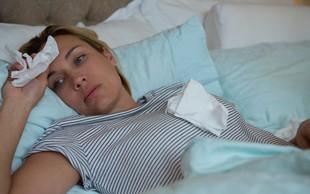 Gripa ni nedolžna bolezen in lahko je nevarna tudi za mlajše. Kdaj nositi zaščitno masko?