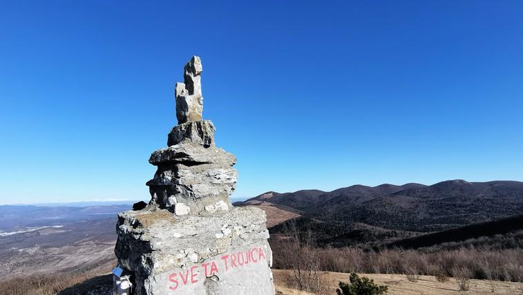 Odličen izlet za družine: v deželi, kjer je Krpan tovoril sol in vrh Svete Trojice (foto: DDD)