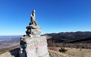 Odličen izlet za družine: v deželi, kjer je Krpan tovoril sol in vrh Svete Trojice