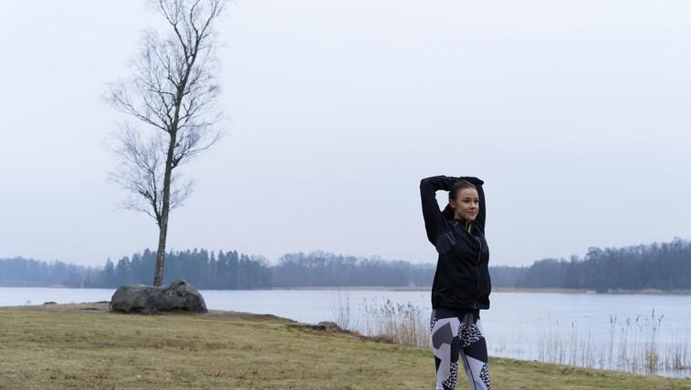 Razlogi, zakaj bi tudi pozimi morali (vsaj enkrat tedensko) telovaditi na prostem (foto: profimedia)