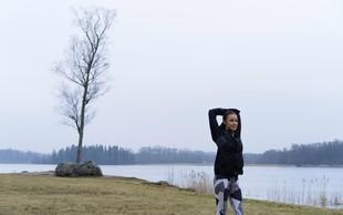 Razlogi, zakaj bi tudi pozimi morali (vsaj enkrat tedensko) telovaditi na prostem