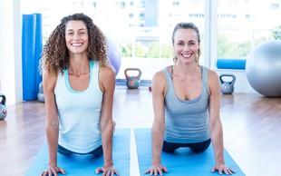 4 joga vaje za raven trebušček, ki jih lahko delate tudi doma