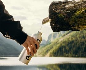 Čas je za temeljito čiščenje steklenice za vodo – ker je zelo verjetno ne čistite dovolj pogosto