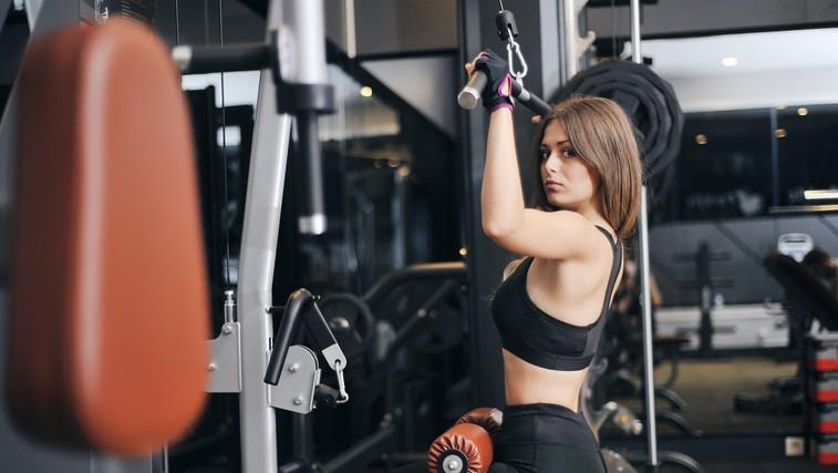 Ne pozabite na ogrevanje in ohlajanje po vadbi! (Najpogostejše napake pri vadbi v fitnesu II.del) (foto: SULE Makaroglu)
