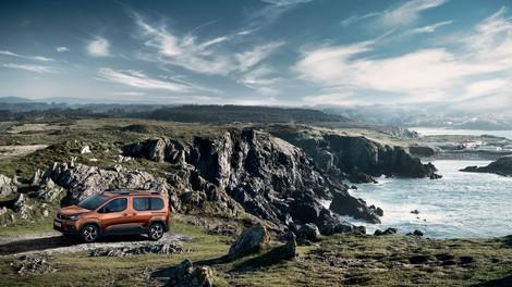 Peugeot Rifter – navdih za vsakodnevne raziskovalce