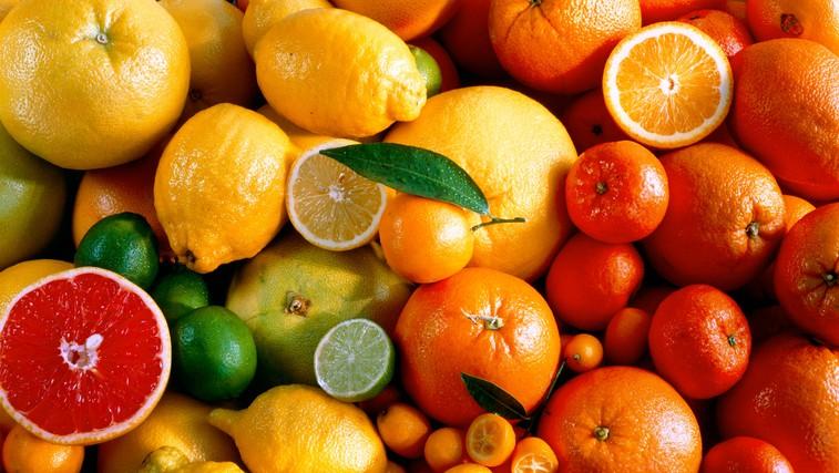 Preden olupite pomarančo ali si naredite limonado - preberite, od kje prihajajo agrumi in kako so nastali (foto: profimedia)