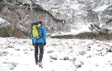 Led, svoboda in edinstveni prizori narave: ste že slišali za to vrsto plezanja?