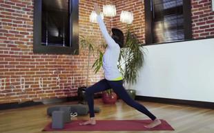 20-minutna lahka vadba, če okrevate po prehladu (VIDEO)