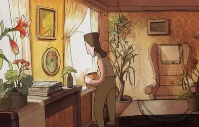 Bloom - ganljiv animirani film o depresiji in tem, kaj je potrebno, da v življenje znova vstopi svetloba