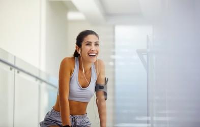 7 razlogov, zakaj bi morali med treningom poslušati glasbo