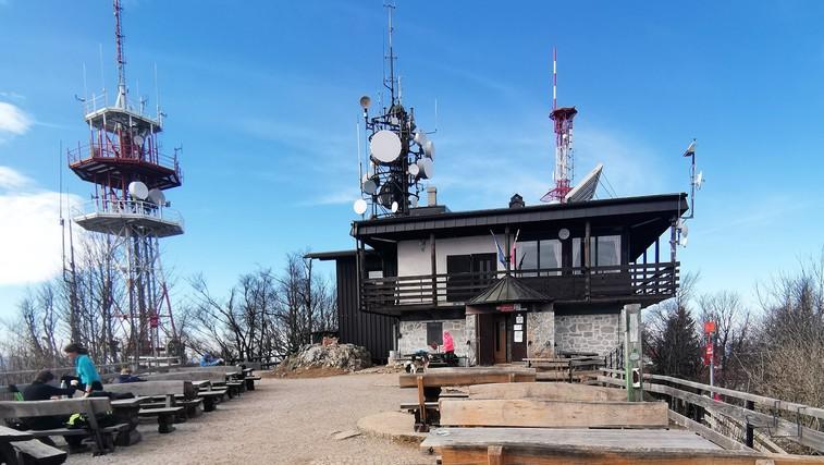 Ideja za izlet: Krim - ljubljanski Olimp (FOTO) (foto: DDD)