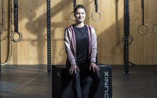 Atina Grizold - kineziologinja in osebna trenerka