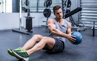 5 vaj za utrjevanje trupa (močen trup = boljši športni nastop!)