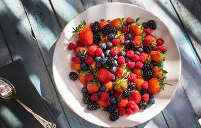 Izziv prehranskega strokovnjaka: V prehrano vnesite več zelenjave in jagodičja