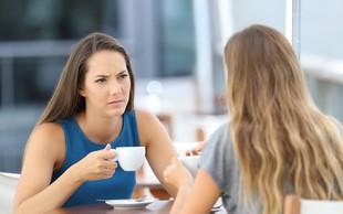 Kako se odzvati ob ljudeh, ki v vaše življenje prinašajo negativnost?