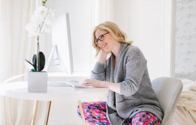 6 pozitivnih stvari pri delu od doma: pižama, kava, skuštrana pričeska ...