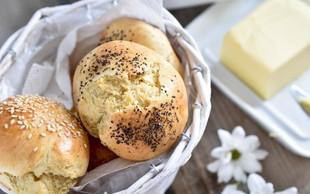 Kako narediti kruh brez kvasa (in drugi recepti, ki pridejo prav v času epidemije)