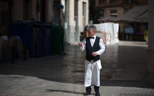 Tako je novi koronavirus izpraznil ulice sveta (v fotografiji)
