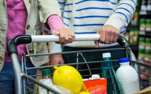 Koronavirus (COVID-19): Kako ravnati s kupljeno hrano, ko jo prinesemo iz trgovine