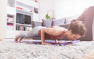 VIDEO trening trenerjev Vigorground: Kako dobro nadzorujete svoje telo? (vaje za gibljivost in moč)