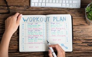 Kako naj prilagodim športne cilje trenutnim razmeram, da ne nazadujem? (športni dogodki, vadba zunaj …)