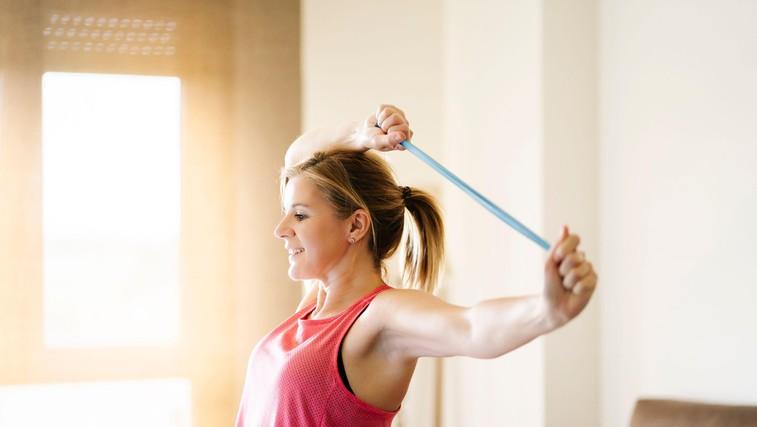 VIDEO: Katere so največje napake, ki jih delamo pri vadbi? (odgovarja osebna trenerka pri Moj aktivni plan 2020) (foto: profimedia)