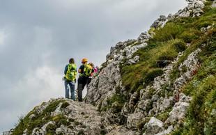 Ne obremenjujmo gorskih reševalcev in medicinskega osebja – preverite, kaj lahko naredite